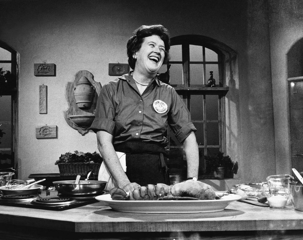 Julia Child (fun)