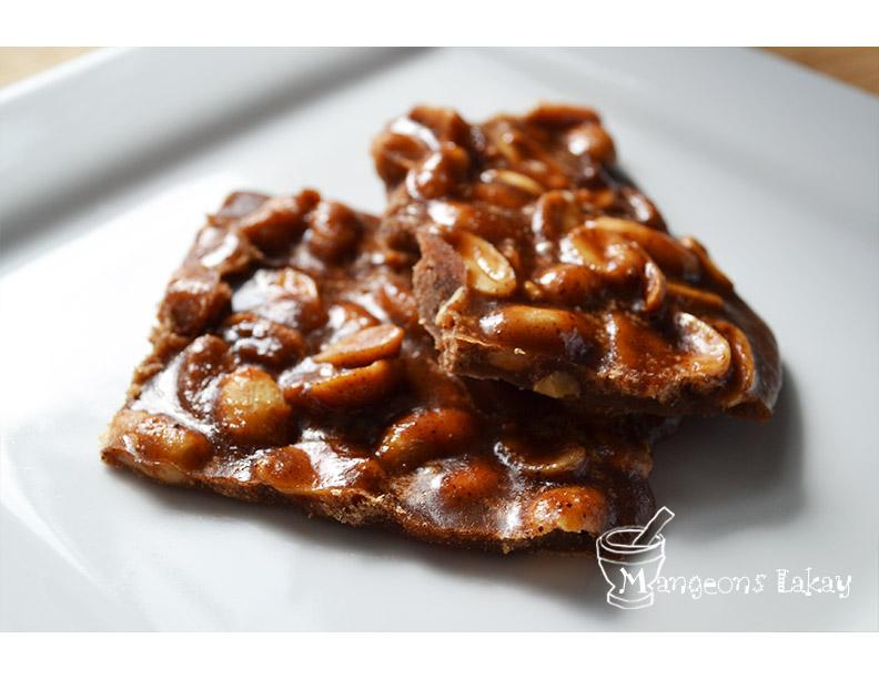 Tablet pistache (Peanut pralines) | Mangeons LAKAY